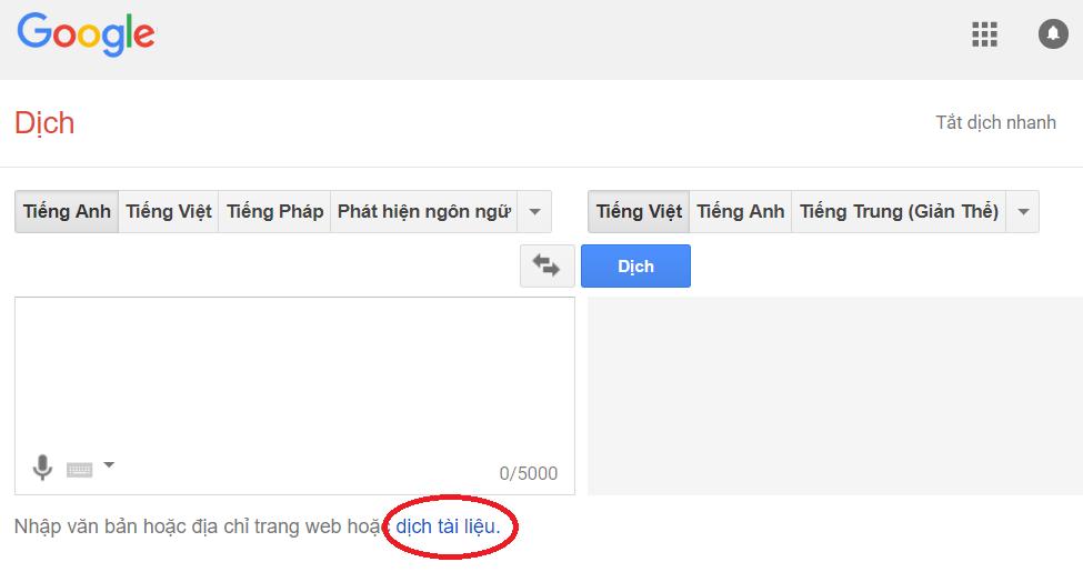 3 cách dịch nhanh văn bản tiếng Anh trên file PDF đơn giản nhất